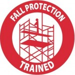 FALL PROTECTION trainined