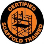 SCAFFOLD TRAINED